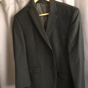 Calvin Klein Men's Suit Jacket size 38 S NWOT